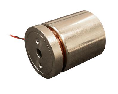 motion control vacuum compatible voice coil motor