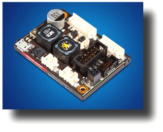 Motion Control - Maxon's ESCON 36/2 DC Controller