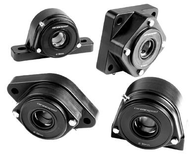 motion control - ceramic bearings